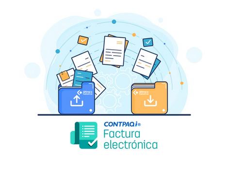 Solución generar archivo intermedio al entregar un documento en CONTPAQi Factura Electrónica