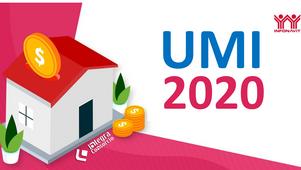¿Como  calcular valor UMI actualizado a 2020?