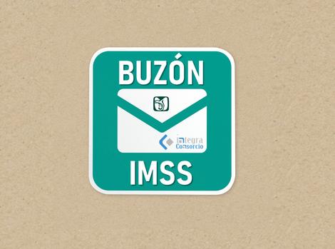 "Nuevo aplicativo ""Buzón IMSS"""