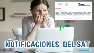 ¿Notificaciones del SAT?