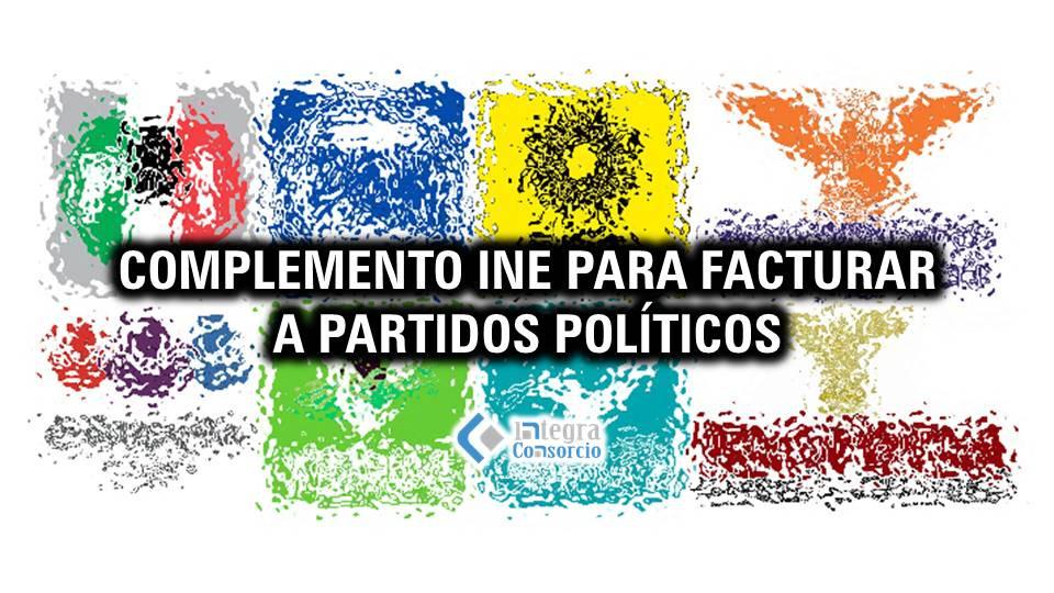 distribuidor factura 3.3 para politicos