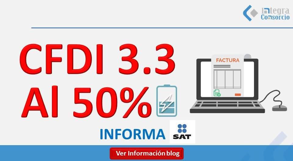 sat informa sobre factura electronica