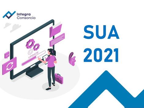 SUA 2021 – ACTUALIZACION DE CUOTAS DEL IMSS E INFONAVIT