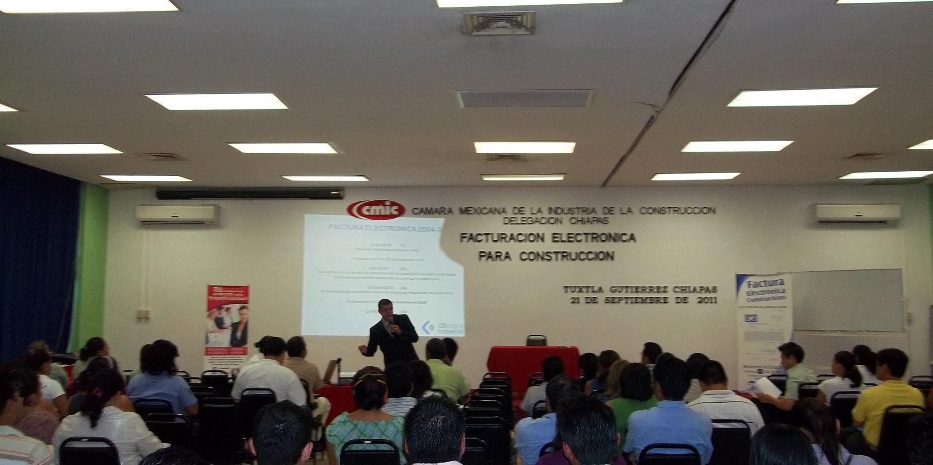 Camara Mexicana de la Industria de la Construcción CMIC