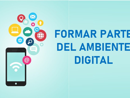 Formar parte del ambiente digital es una necesidad para cualquier negocio.