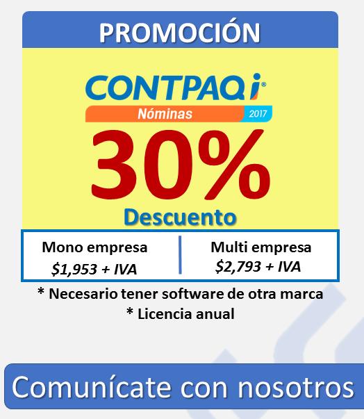 CONTPAQi Nomina