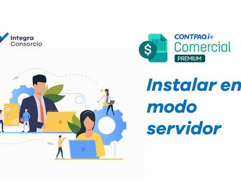 Instalar CONTPAQi Comercial Premium