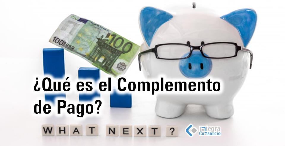 complemento de pago | recibo electronico de pago
