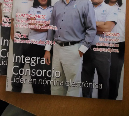 Publicación en revista