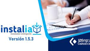 Disponible CONTPAQi® InstalIA 1.5.3