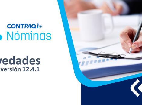 CONTPAQi Nominas version 12.4.1