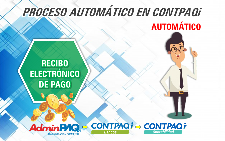RECIBO ELECTRONICO DE PAGO EN CONTPAQ