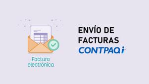 Solución envío de facturas en CONTPAQi Factura Electrónica