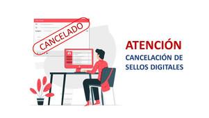 Ya pueden cancelar tus sellos digitales por no enviar contabilidad electrónica
