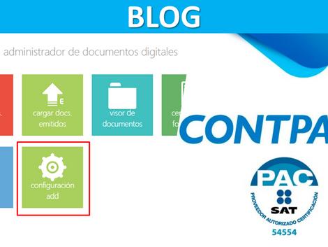Solución en CONTPAQi Contabilidad al error 4.4 por certificado del PAC
