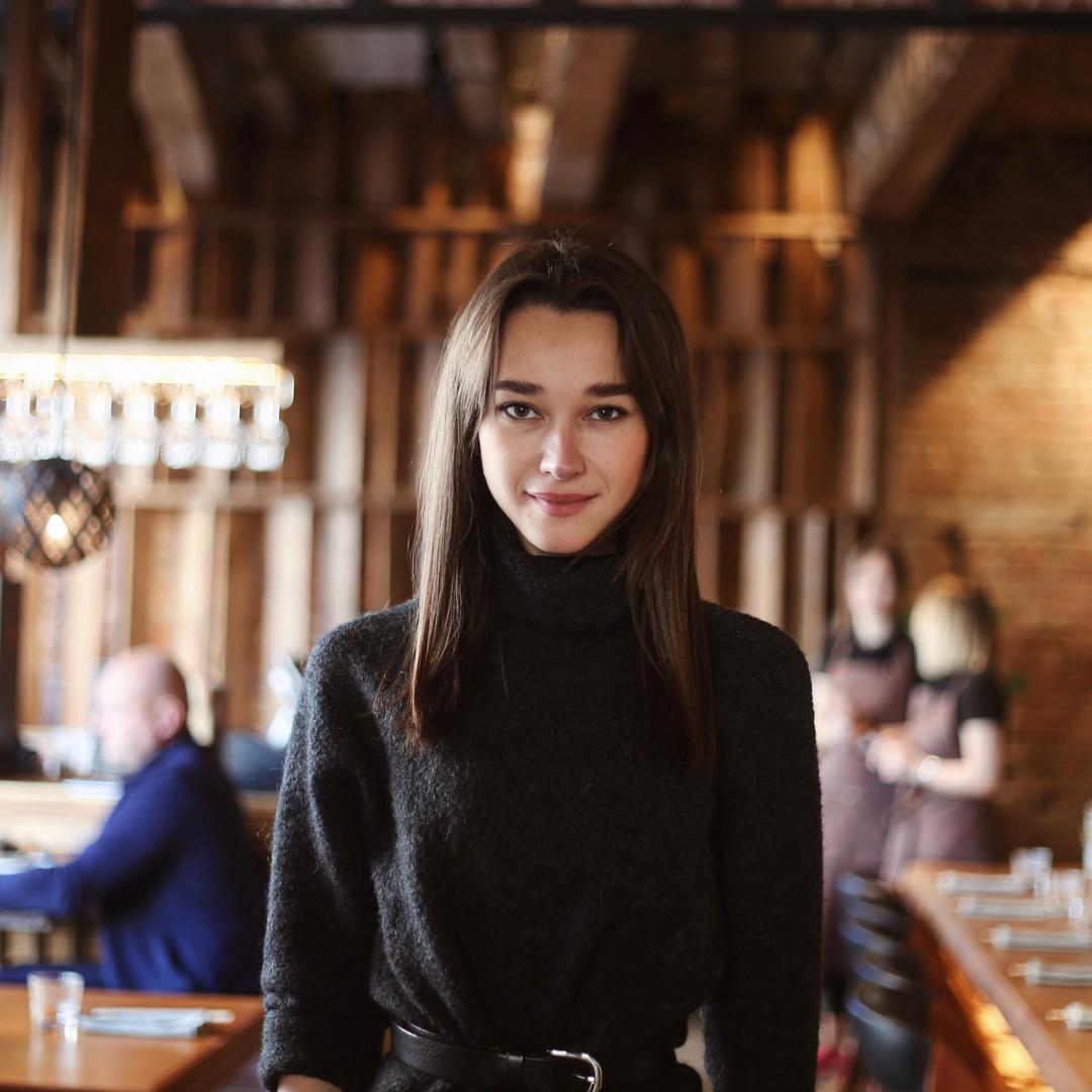 Elizaveta Yakovets – PR-director
