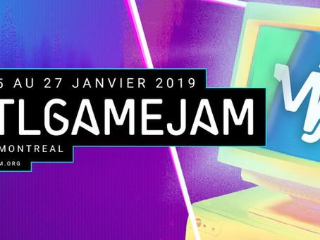 Montréal Game Jam 2019
