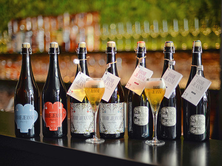 Dame Jeanne – Belgisch Brut Bier