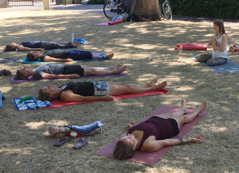 Yoga Nidra Den Bosch