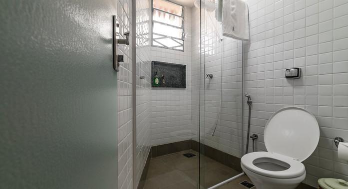 Pousada do Vinhedo - Banheiro Suíte Cand