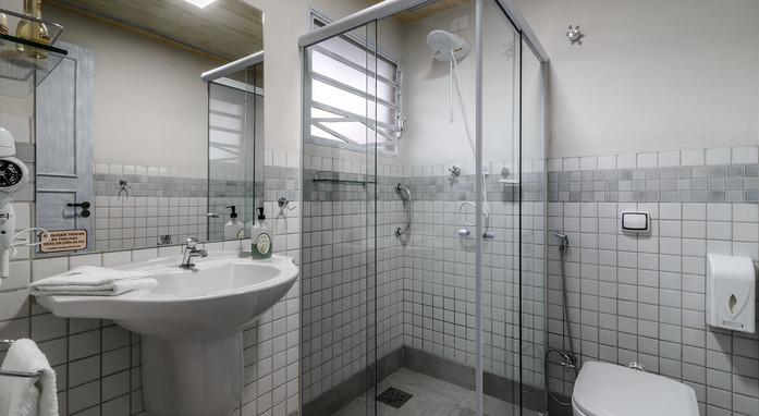 Pousada do Vinhedo - Banheiro Suíte Herm