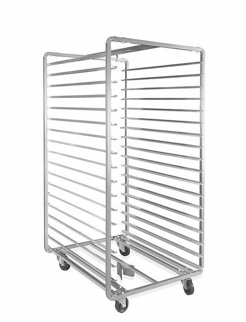 ROTARY OVEN TROLLEY