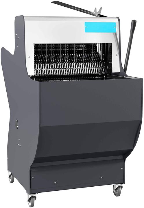 MANUEL BREAD SLICING MACHINE