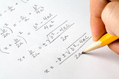 Math in recruiting interviews