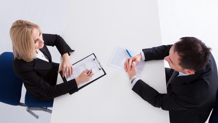 The consulting recruiting process demystified