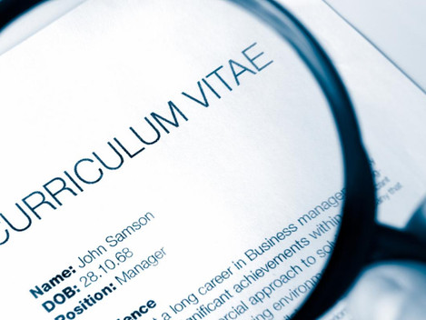 5 Tips to Writing a Winning Resume for Management Consulting