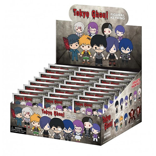 Tokyo Ghoul - Mystery Bag Collectible Keychains