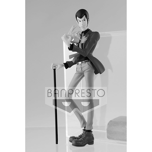 Banpresto - Lupin The Third Figure