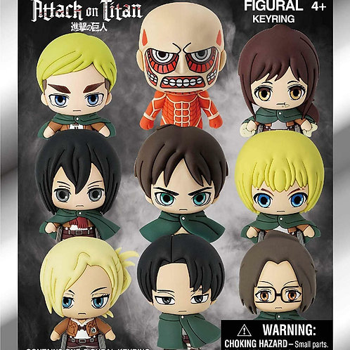 Mystery Keychain Bag - Attack on Titan