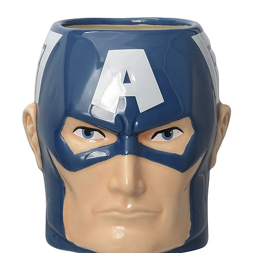 Captain America - Ceramic Mug