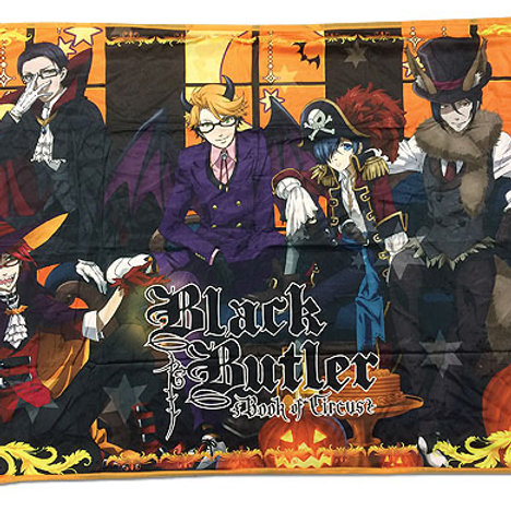 Black Butler Book of Circus - Throw Blanket