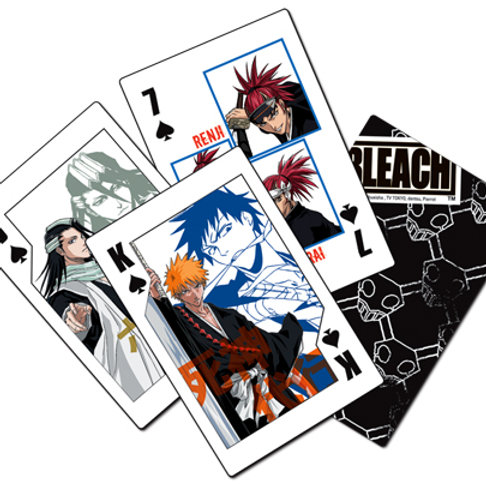 Bleach - Shinigami Playing Cards