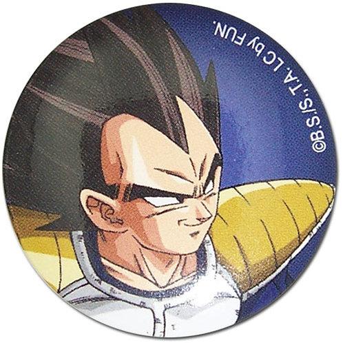 Dragon Ball Z - Vegeta Button