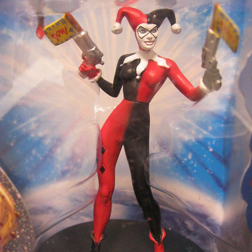 "Harley Quinn - 4"" Collectible Figure"
