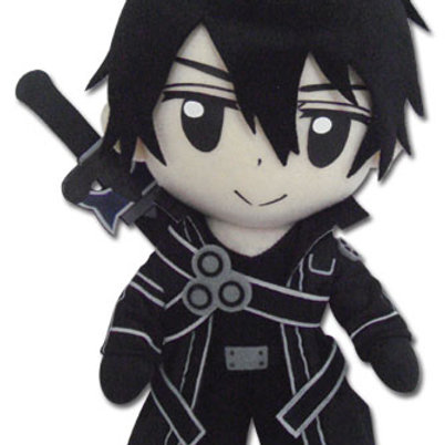 Sword Art Online -Kirito Plush