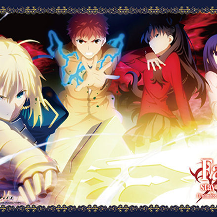 Fate/Stay Night Unlimited Blade Works - Wall Scroll