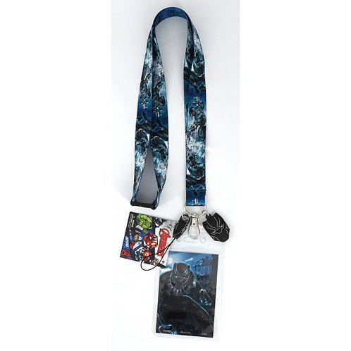 Black Panther Lanyard