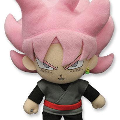 Dragon Ball Super - Black Goku Super Saiyan Rose Doll