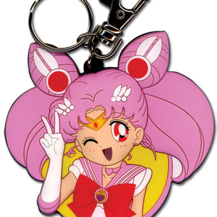 Sailor Moon - Chibi Moon Keychain