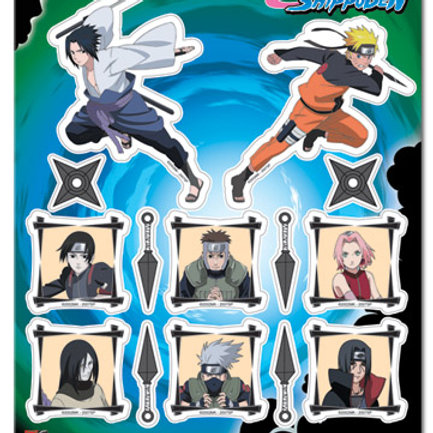 Naruto Shippuden - Magnet Collection