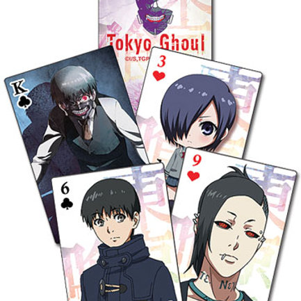 Tokyo Ghoul - Playing Cards