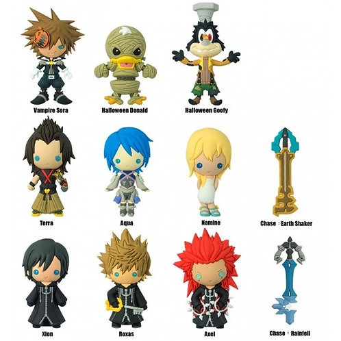 Kingdom Hearts Mystery Keychain Bag