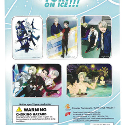 Yuri on Ice!!! - Magnet Collection