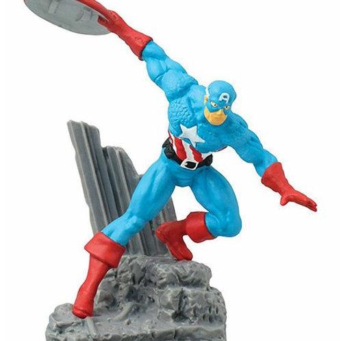 "Captain America - 2.75"" Diorama Figure"