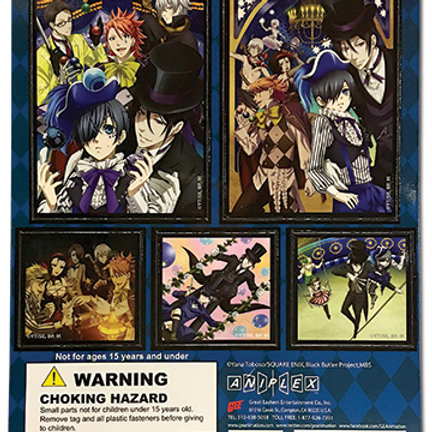Black Butler - Magnet Collection