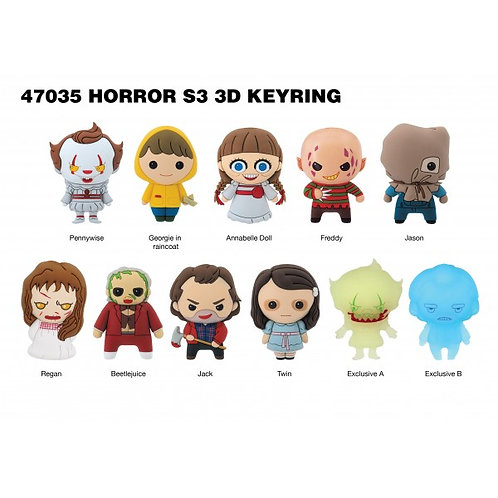 Horror Properties - Keychains